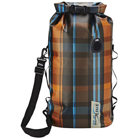 SealLine Discovery Dry Bag 30l olive plaid